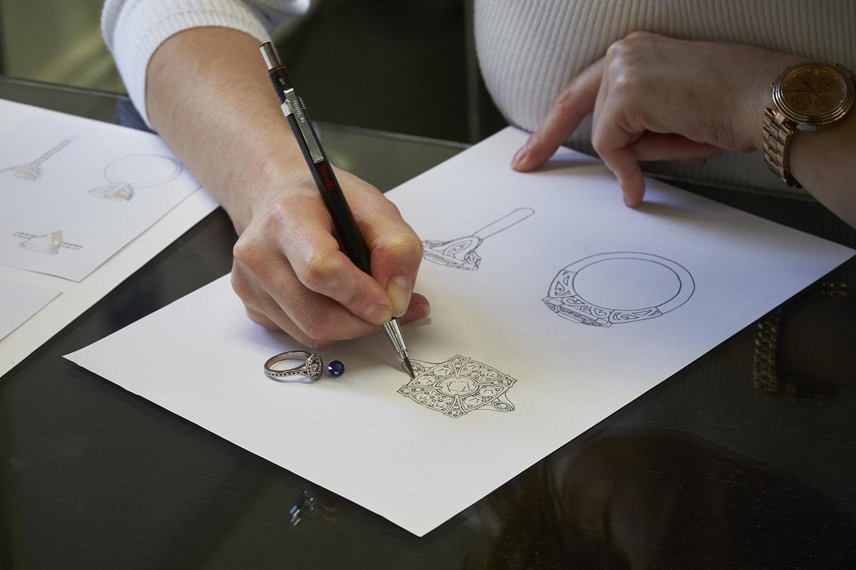 Larsen Jewellery Custom Made