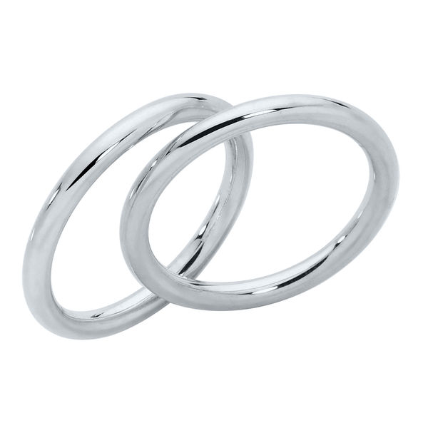 What is your wedding ring profile? - Larsen Jewellery