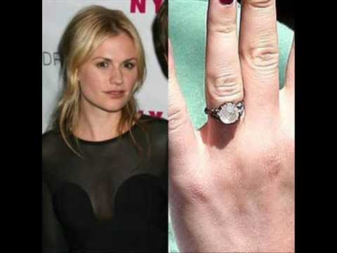 anna paquin engagement ring